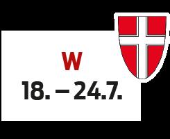 Wien 18. - 24.7.