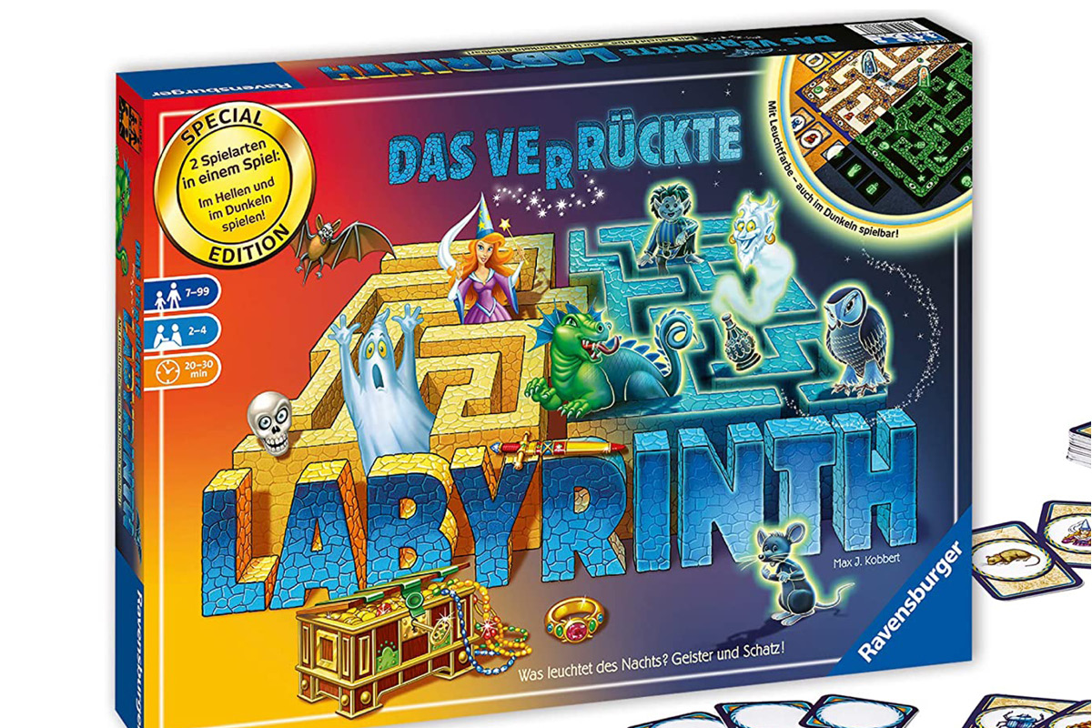 Das VerrГјckte Labyrinth Leuchtend
